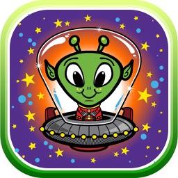 A Deep Space Intergalactic Battle - Alien Invasion Shooting Defense FREE