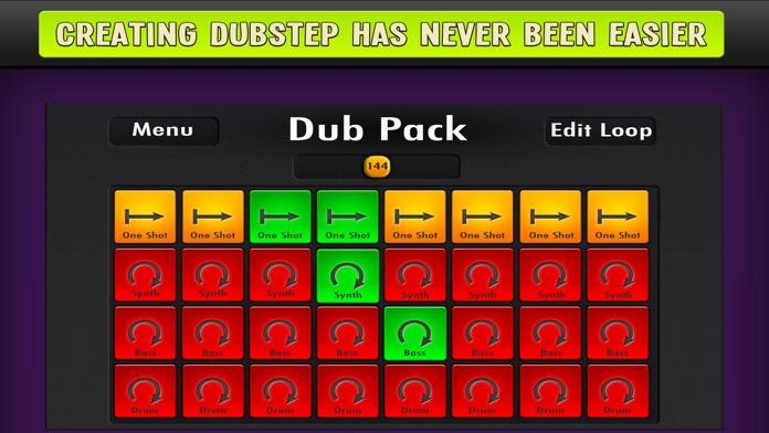 Dubstep DubPad - ( Skrillex like ) Screenshot