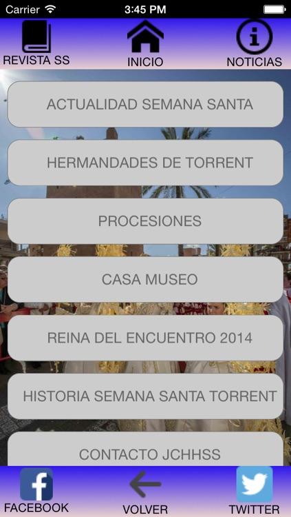 Semana Santa de Torrent screenshot-4
