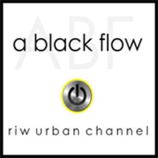 A Black Flow - RIW URBAN