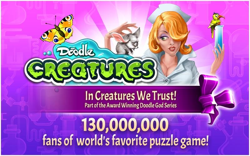 Doodle Creatures™ Free screenshot 1
