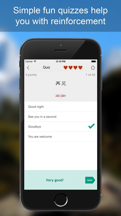 Mandarin Phrasebook - Learn Mandarin Chinese Language With Simple Everyday Words And Phrases screenshot-4