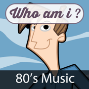 3D Who am i ?- 80's Music Edition