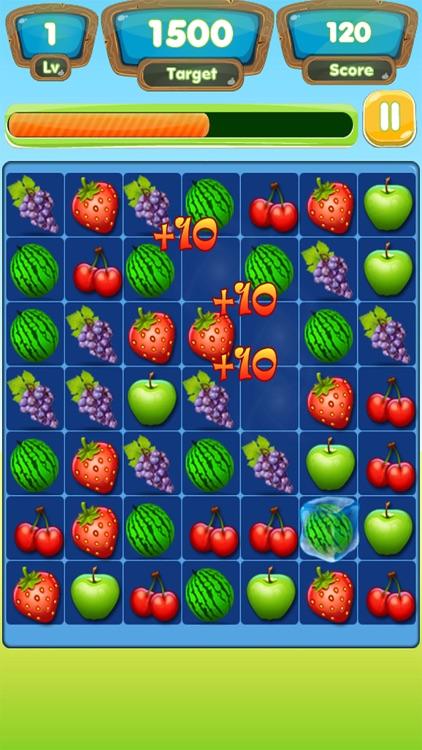 Fruit Crush - aDamcoGames screenshot-3