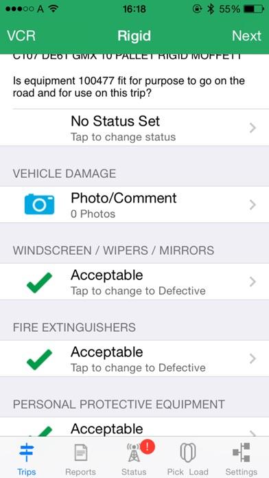 Mobiles-Liefer-ToolScreenshot von 4