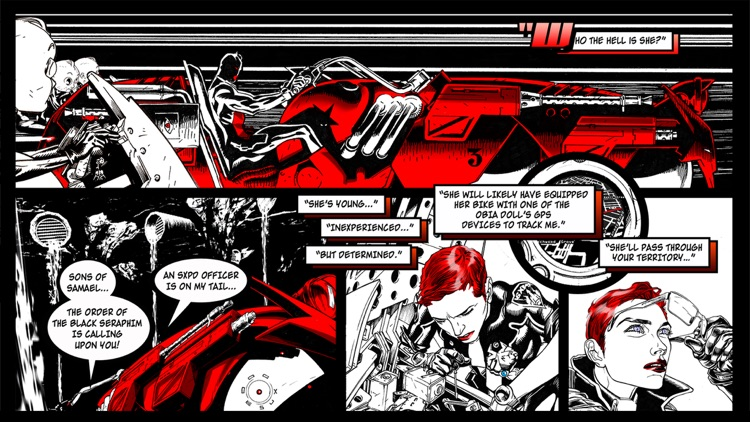 SXPD: Extreme Pursuit Force. The Comic Book Game Hybrid