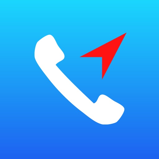 RingRing - Who's calling me from this number? Reverse Lookup Directories for unknown Caller ID & Phone Numbers (Cell and Landline) app logo