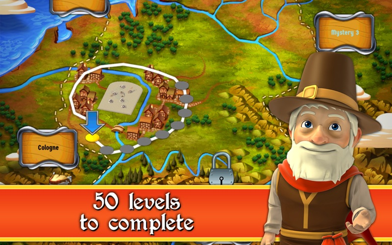 Monument Builders : Cathedral Rising screenshot 3