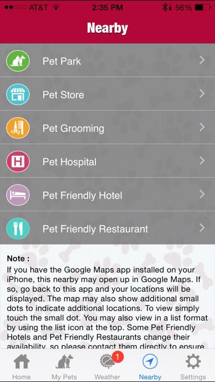 Secure a Pet® screenshot-3
