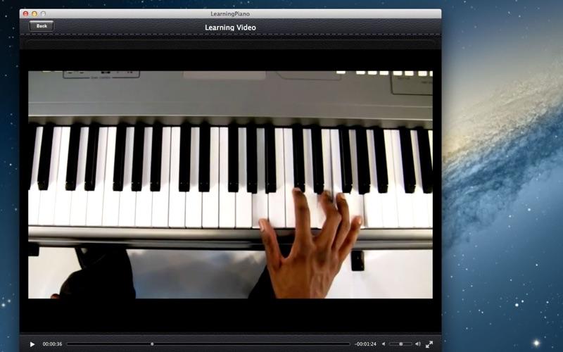 Learning Piano screenshot 2