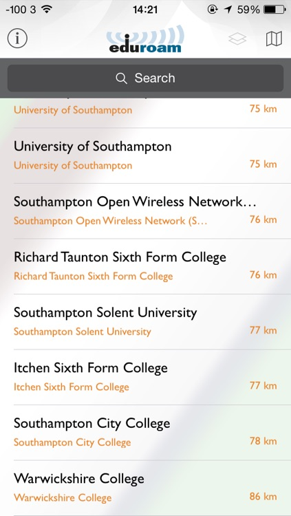 eduroam Companion screenshot-2