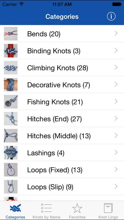 Knot Guide (100+ knots) screenshot-2
