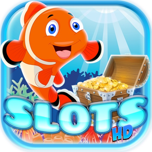 Ace Rich Fish Casino Slots - Lucky Jackpot Prize Wheel Slot Machine Games HD icon