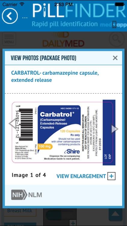 Pill Finder 2 screenshot-3