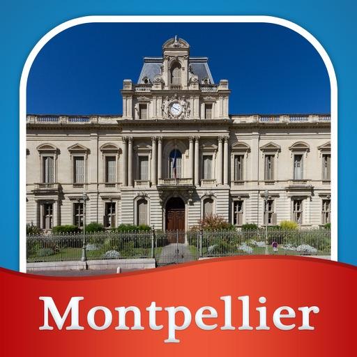 Montpellier City Offline Travel Guide
