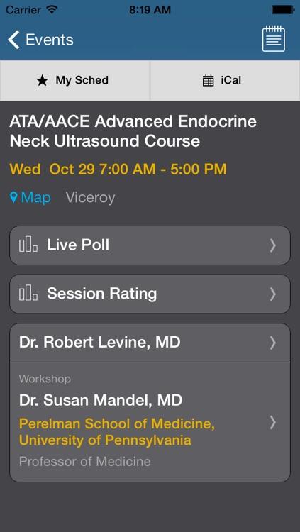 American Thyroid Association (ATA) 84th Annual Meeting
