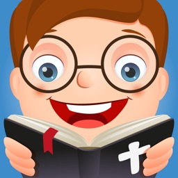 I Read - The Bible for Kids (Reading Comprehension)