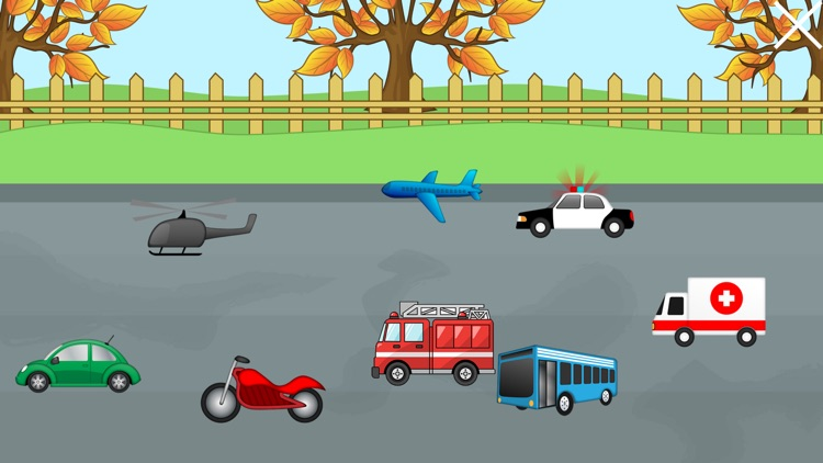 A Baby to Toddler Farm Animals and Motors Music Game screenshot-0