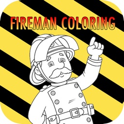ABC Paint For Fireman The Sams Edition