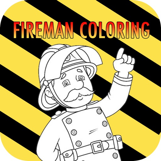 ABC Paint For Fireman The Sams Edition