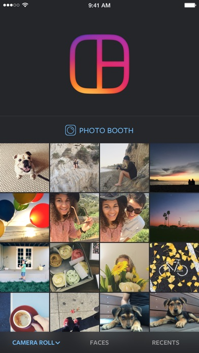 Screenshot for Layout from Instagram in Ecuador App Store