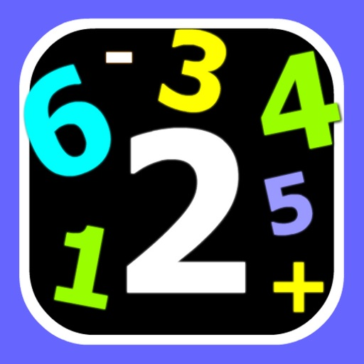 Those Numbers 2 - Best Math And Counting Numbers Educational Puzzle Game