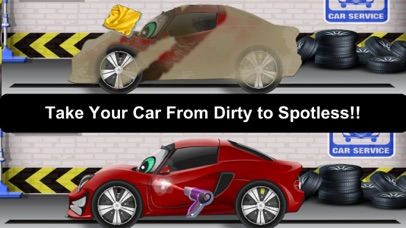 Awesome Lightning Fast Car Wash Salon and Auto Repair Game For Kids-1