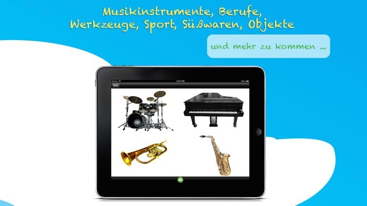 ABC Für Kinder: Deutsch Lernen Kostenlos screenshot-3
