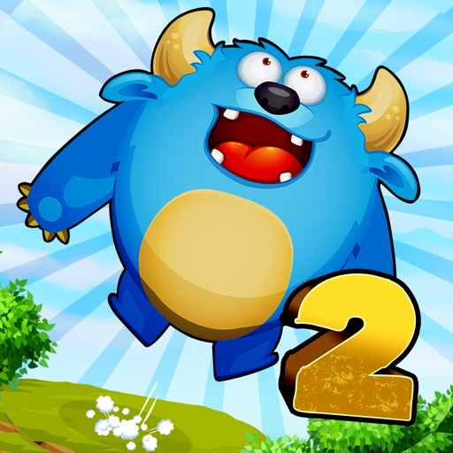 Monster Hop 2 - The Classic Squad of Dash Pets and Jump Dot Deluxe Free Icon