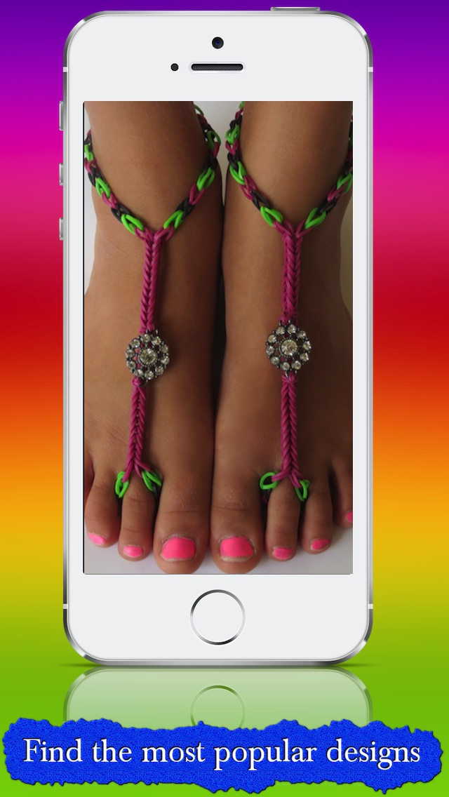Rainbow Loom Pro Screenshot