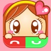 Call Screen Maker Pro - Pink Valentine's Day Special for iOS 8
