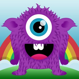 Monsters: Videos, Games, Photos, Books & Interactive Activities for Kids by Playrific