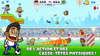 Screenshot #2 pour Super Party Sports: Football