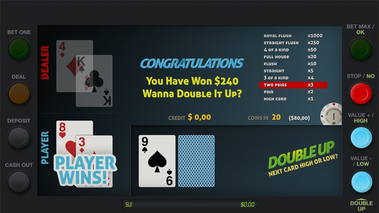 Video Texas Hold'em screenshot-4