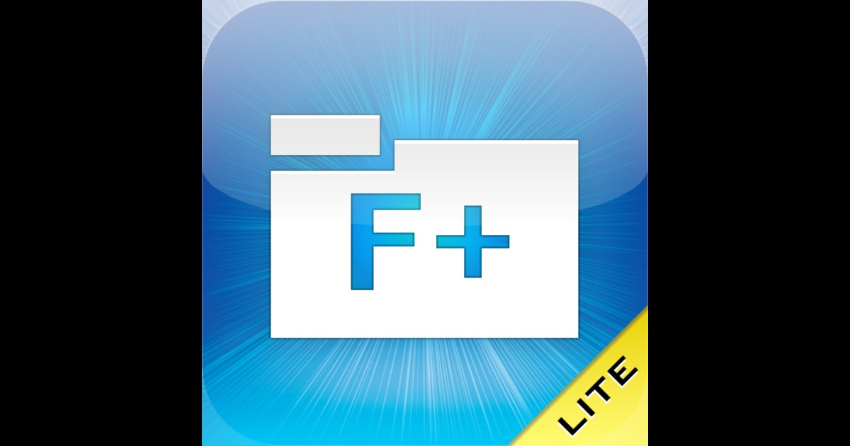 File manager folder plus lite on the app store