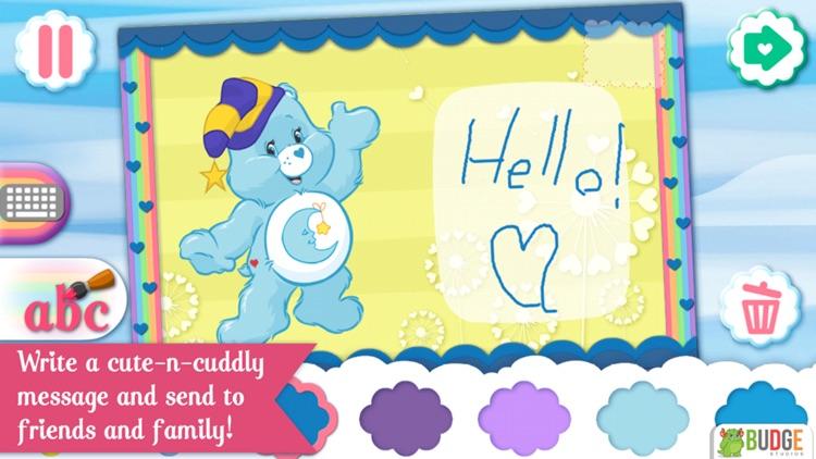 Care Bears - Create & Share! Free screenshot-4