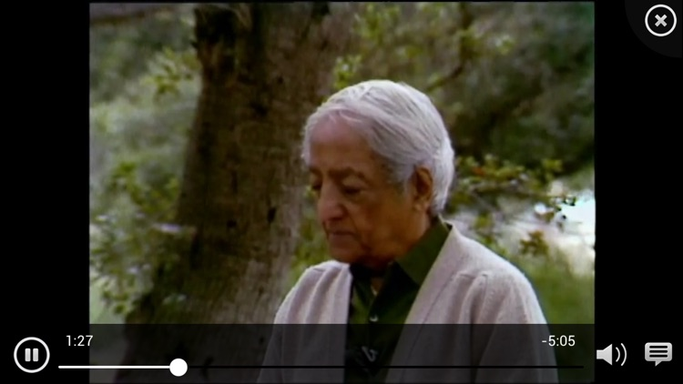 J. Krishnamurti Questions and Answers video app screenshot-4