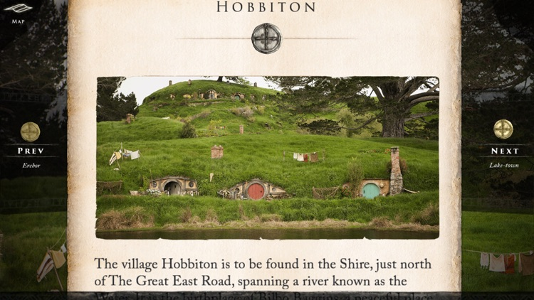 The Hobbit: Official Visual Companion screenshot-3