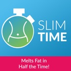 Fit Girl Slim Time 15 minute workouts : Fitness Trainer Workouts to melt fat in 1/2 the time icon