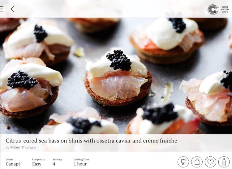 Great British Chefs - Feastive HD screenshot-3