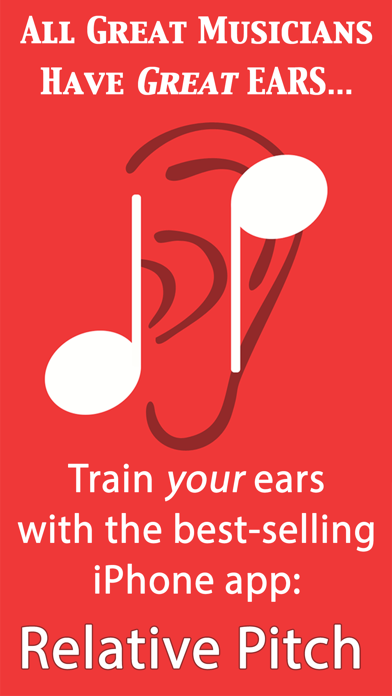 Relative Pitch Interval Ear Training