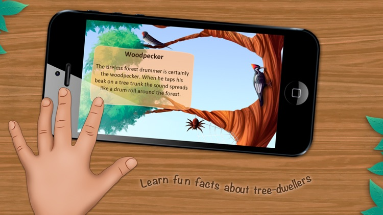 Who Lives in a Tree? An Interactive Children's Mini-Encyclopedia.