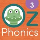 Oz Phonics 3 - Consonant Blends, CVCC Words, Digraphs, Spelling icon