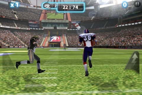 Backbreaker 2: Vengeance screenshot 1
