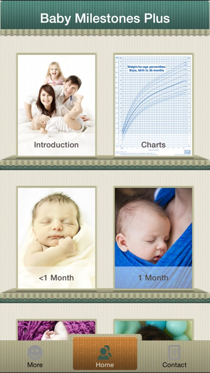 Baby Milestones Plus - Early Childhood Development Guide