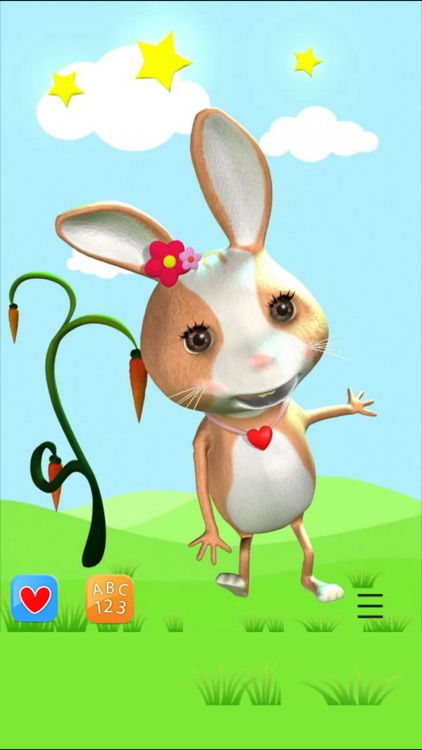 Talking Rabbit ABC Song screenshot-1
