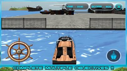 Sailing Cruise Ship Simulator 3D-4