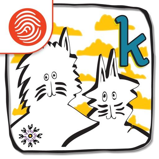 TheGames: Kindergarten Math - A Fingerprint Network App