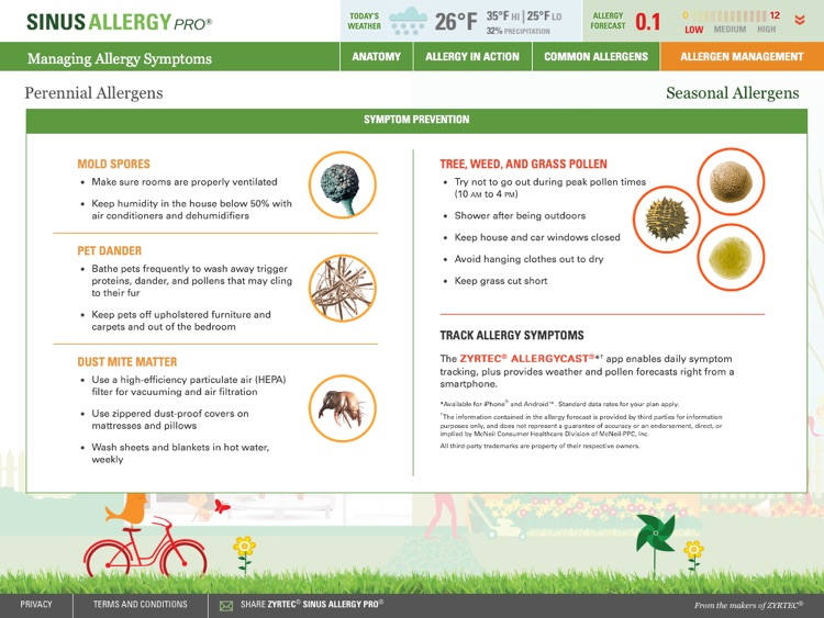 Sinus Allergy Pro™ screenshot-3