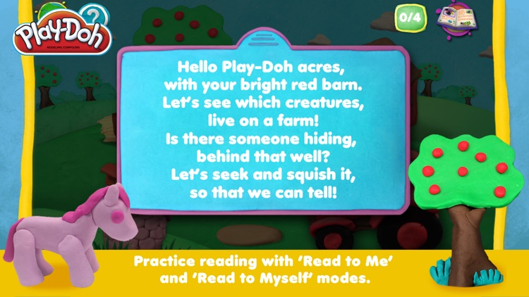 PLAY-DOH: Seek and Squish screenshot-4